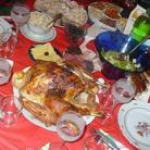 Мой Новогодний стол 5-го января!