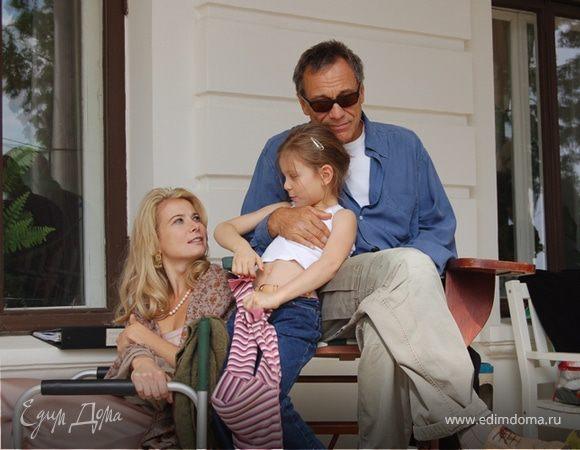 Интервью для журнала «Растим ребенка». Март, 2010