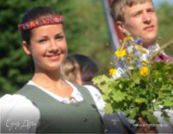 Латвия - земля, которая поет