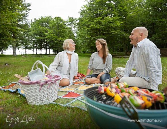 Меню для весеннего пикника