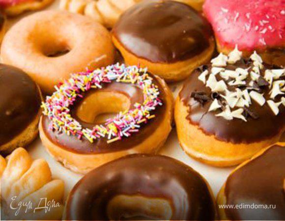 Четвертая кофейня Krispy Kreme откроется в Москве