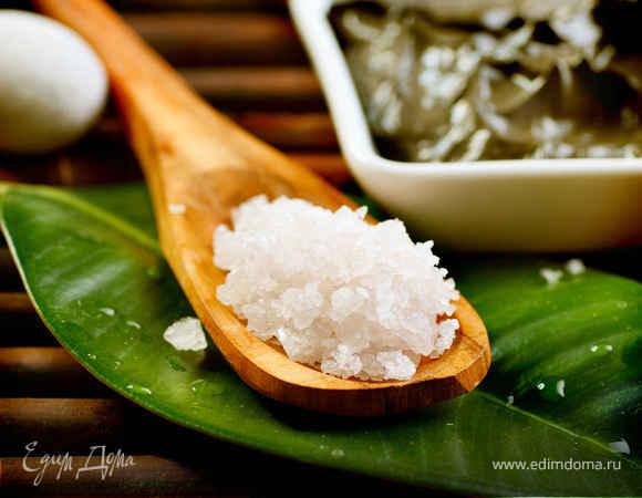 Морская соль: о пользе и использовании в кулинарии