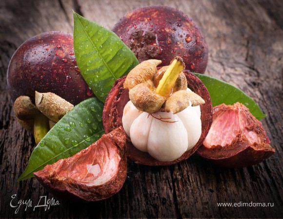 Мангостин: сладкая экзотика
