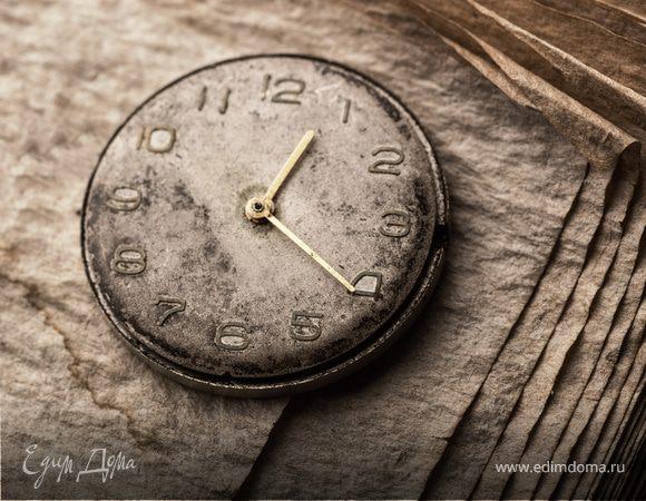 Модерация рецептов: время и сроки