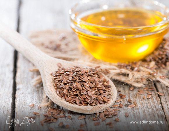 Льняное масло — источник здоровья и красоты