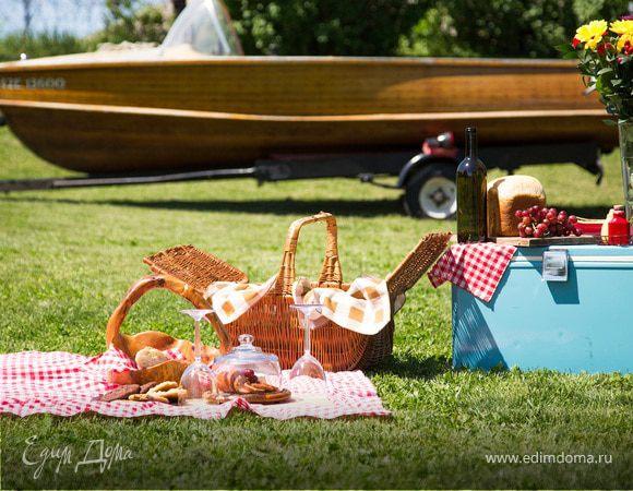 Пикник с «Едим Дома!»: итоги конкурсов