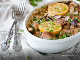 Тушить свинину в сметане на сковороде