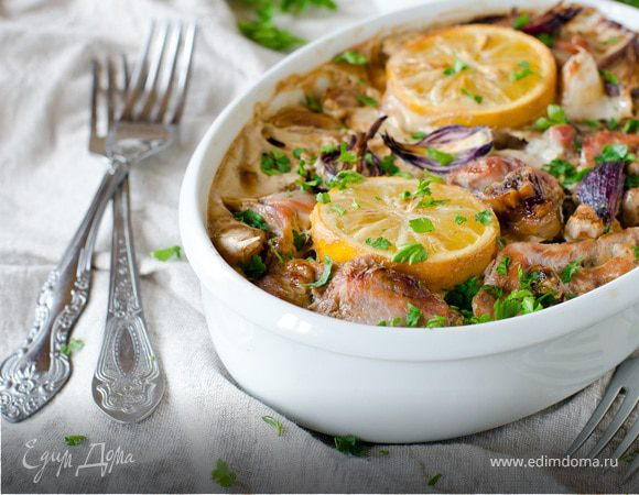 Мясное меню: пять блюд из кролика