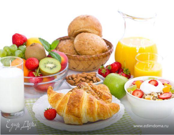 Завтрак с «Едим Дома!»: новые подарки