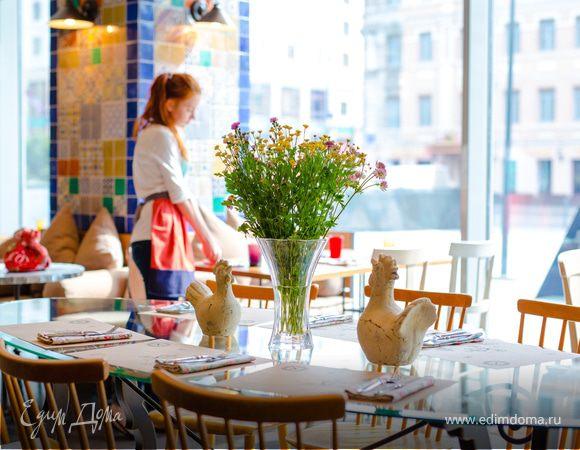 Домашние ужины на «Кухне» Юлии Высоцкой