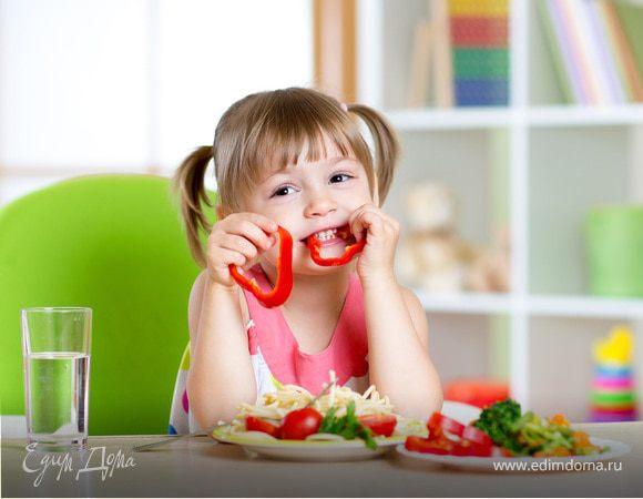 Кулинарное воспитание: как улучшить аппетит у ребенка
