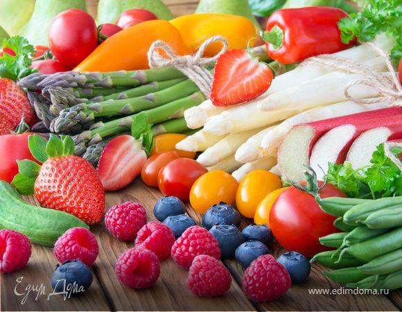 Вкусная аптека: а ты знаешь, чем полезны продукты для твоего организма?