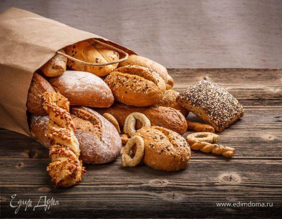 Тест «Узнай любимый хлеб по фото»!