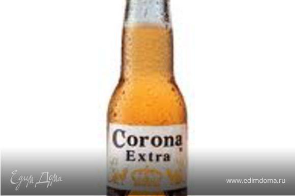 Рекомендовано подавать вместе с рюмкой текилы и легким (Corona, Sol) мексиканским пивом с лимоном. Que aproveche los muchachos!