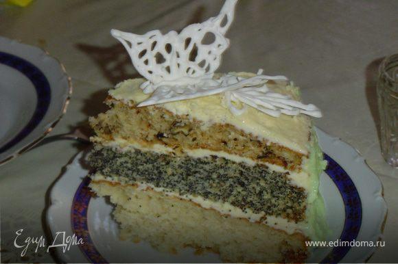 Тортик очень вкусный!!!
