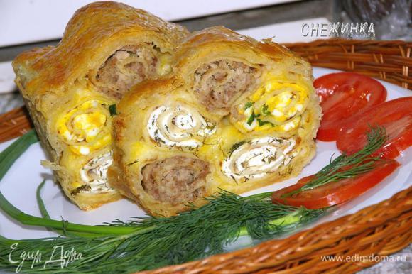 Или удивительно вкусным и насыщенным закусочным пирогом: http://www.edimdoma.ru/retsepty/39789