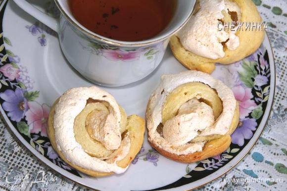 Подаем к кофе или чаю. Приятного аппетита!
