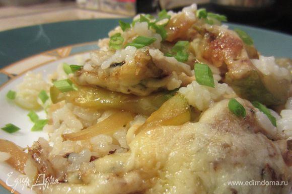 Прошу прощения, но я сделал фотографии только готового блюда, поэтому пошаговых фотографий как таковых не будет.