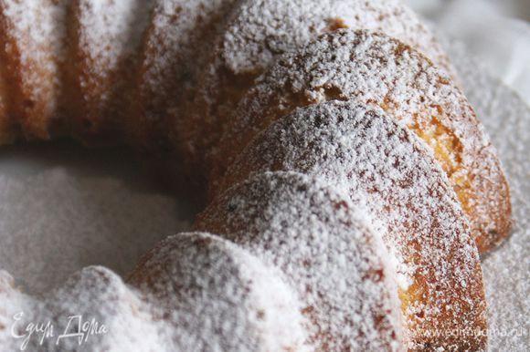 Перед употреблением посыпать сахарной пудрой. Приятного аппетита!