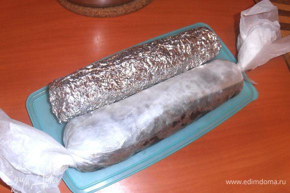 Получаем 1кг домашней сладости(я взвесила с упаковкой-1,060кг).Отправляем на ночь или на несколько часов в холодильник...
