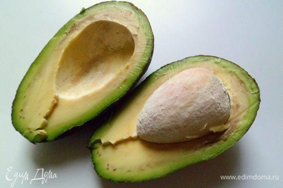 делаем мусс из авокадо