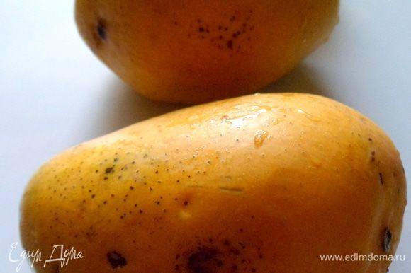 вот такие плоды манго советую
