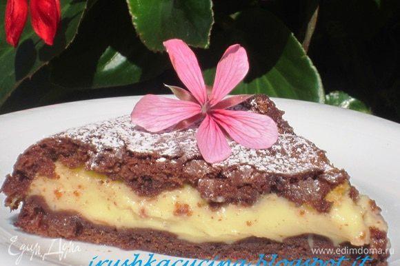 На днях пекла шоколадный пирог с маскарпоне от Леночки (Elen@Lat)http://www.edimdoma.ru/retsepty/55442-shokoladnyy-pirog-s-maskarpone Рекомендую всем это восхитительный пирог
