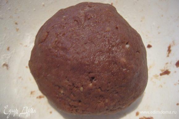 Добавить холодное яйцо и если понадобится молоко, быстро замесить тесто и убрать в холодильник на час.