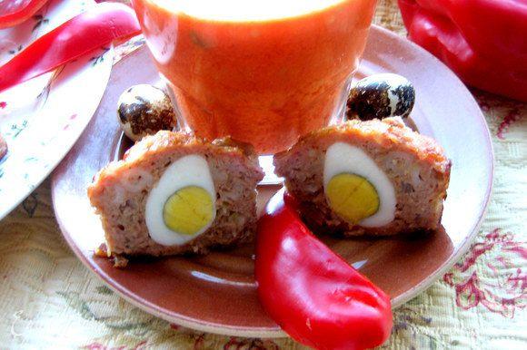 Обед с сюрпризом готов)))