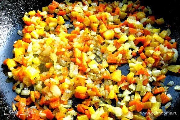 Делаем из этих овощей лёгкую поджарку на растит. масле.