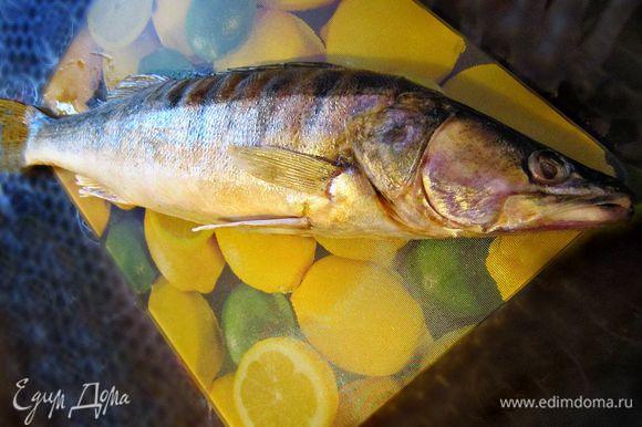 У меня была целая рыбина, весом около 2 кг (голову и хвост я оставила на уху).