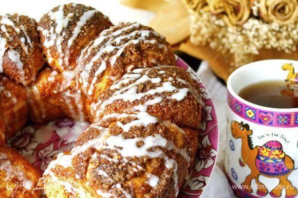 А теперь отламывать булочки от хлеба и наслаждаться! ;))) Приятного!!!