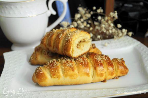 Подавать с чаем или с кофе, приятного аппетита!!!