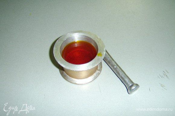 Шафрановая настойка : шафран перемолоть в ступке и 1\4-1\3 стакана кипятка, накрыть крышечкой и дать настояться 10-15 мин.