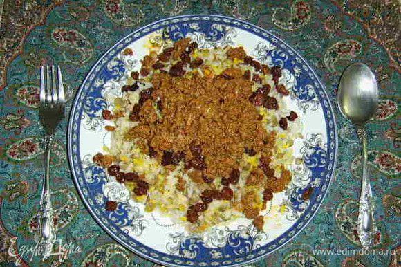 На это фотографии я не допустила ошибки в сервировке. Традиционно иранцы не используют нож, ложка справа, вилка слева, даже в ресторанах.
