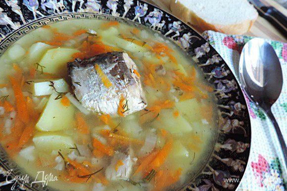 Варим еще минут 5-10 на медленном огне до готовности риса и картофеля. Очень вкусно! Приятного аппетита!!!