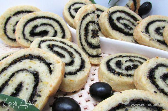 Печенье остудить на решетке.