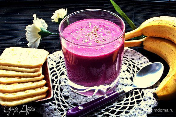 А запить перекус можно полезным свекольным смузи от Алечки: http://www.edimdoma.ru/retsepty/74063-svekolnyy-smuzi Интересный вкус, не похож на овощной (делала без манго).