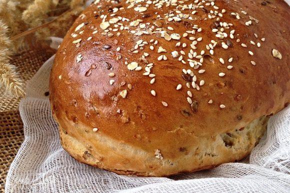 Дать хлебу остыть и подавайте к столу!