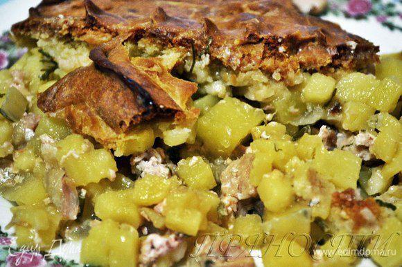 Вся начинка получается, как из бабушкиной печи — ароматная, вкусная, в общем словами не передать! Обязательно попробуйте!!!