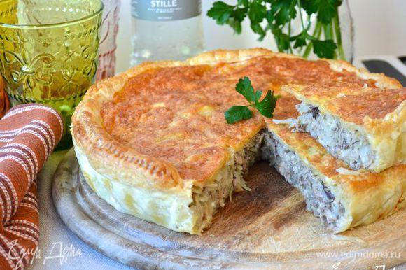 А еще у нас в семье полюбился вот такой Капустный пирог с рыбой: http://www.edimdoma.ru/retsepty/77002-sloenyy-kapustnyy-pirog-s-ryboy