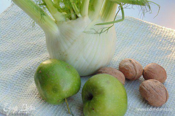 Ингредиенты. Яблоко нужно одно большое с кислинкой, в моем случае два небольших, зато со своей яблони.