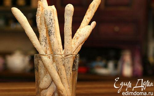 Рецепт Хлебные палочки