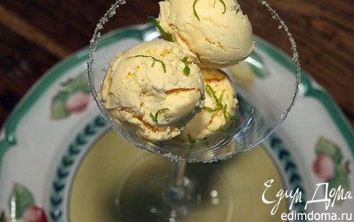 Рецепт Мороженое «Маргарита»