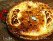 Картофельный пирожок
