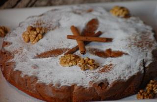 Рецепт Кофейный пирог