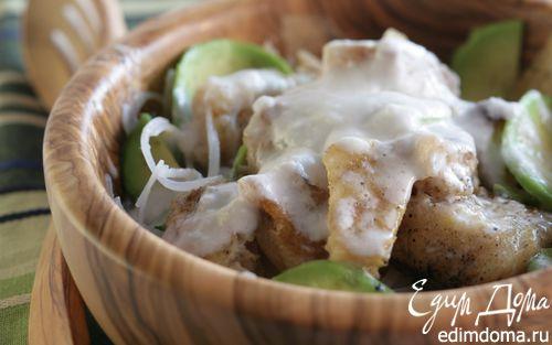 Рецепт Рыба по-тайски