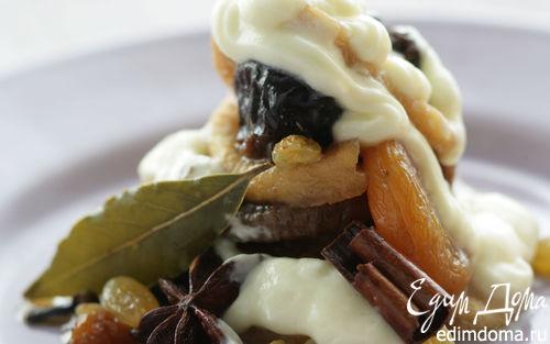 Рецепт Марокканский десерт из сухофруктов