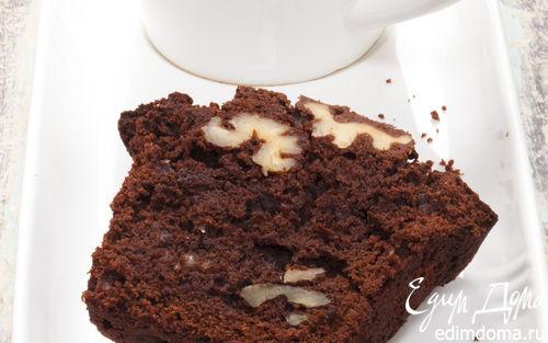 Рецепт Шоколадные кексы с грецкими орехами
