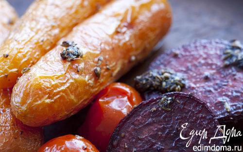 Рецепт Запеченные овощи